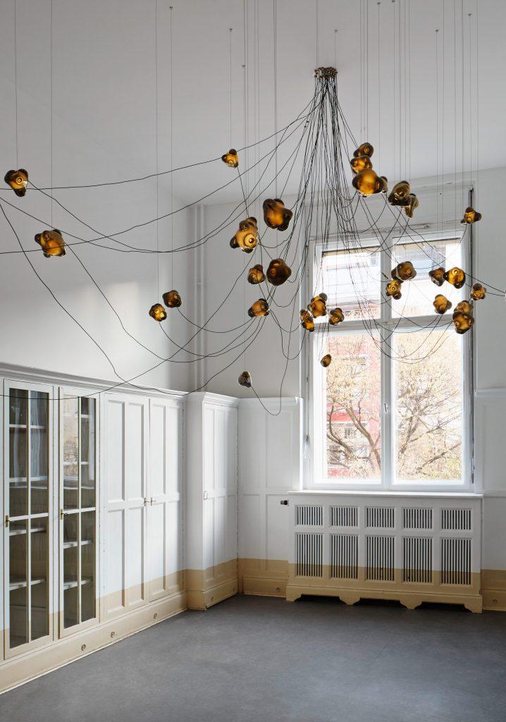 Installations Omer Arbel Office